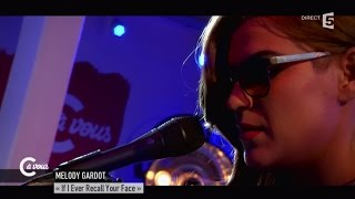 "Melody Gardot "" If I ever recall your face"" - C à vous - 01/06/2015"