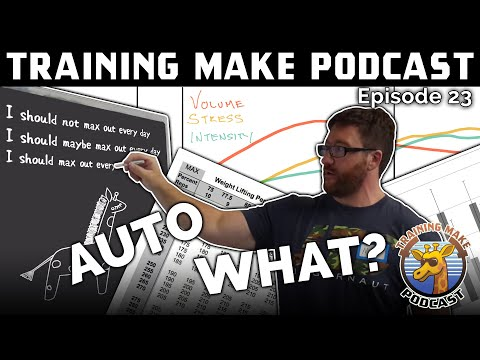 Autoregulation, Autonomy and Accountability - Ft. Max Aita - Ep23 [TMP FULL]