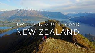 Road Trip in South Island, New Zealand (with DJI Mavic Pro)