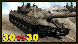 FV217 Badger - 30 VS 30 - 10,3K Dmg - World of Tanks Gameplay