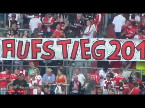 ULTRAS + Support Zusammenschnitt | Fortuna Düsseldorf –  FC Ingolstadt | 22.04.2018  F95
