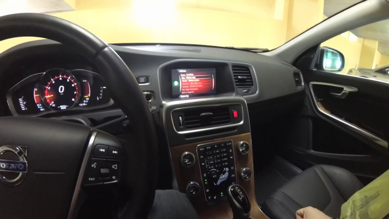 2017 Volvo S60 Inscription >> 2017 Volvo S60 T5 Awd Inscription Platinum Quick Review