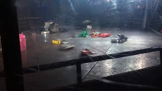 Extreme Robots Cheltenham 2018: Featherweight Rumble 4