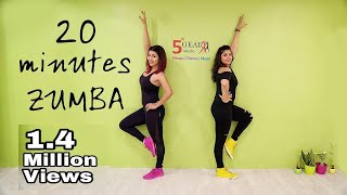 Workout at home, do Zumba to stay fit & lose weight    Debina Decodes  Fitness Ep 08