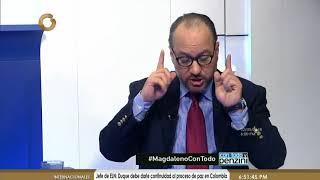 John Magdaleno: Las relaciones entre EEUU y Venezuela están estancándose (Parte 4 de 5)