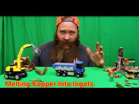 Scrap Copper, do scrapyards buy copper ingots?