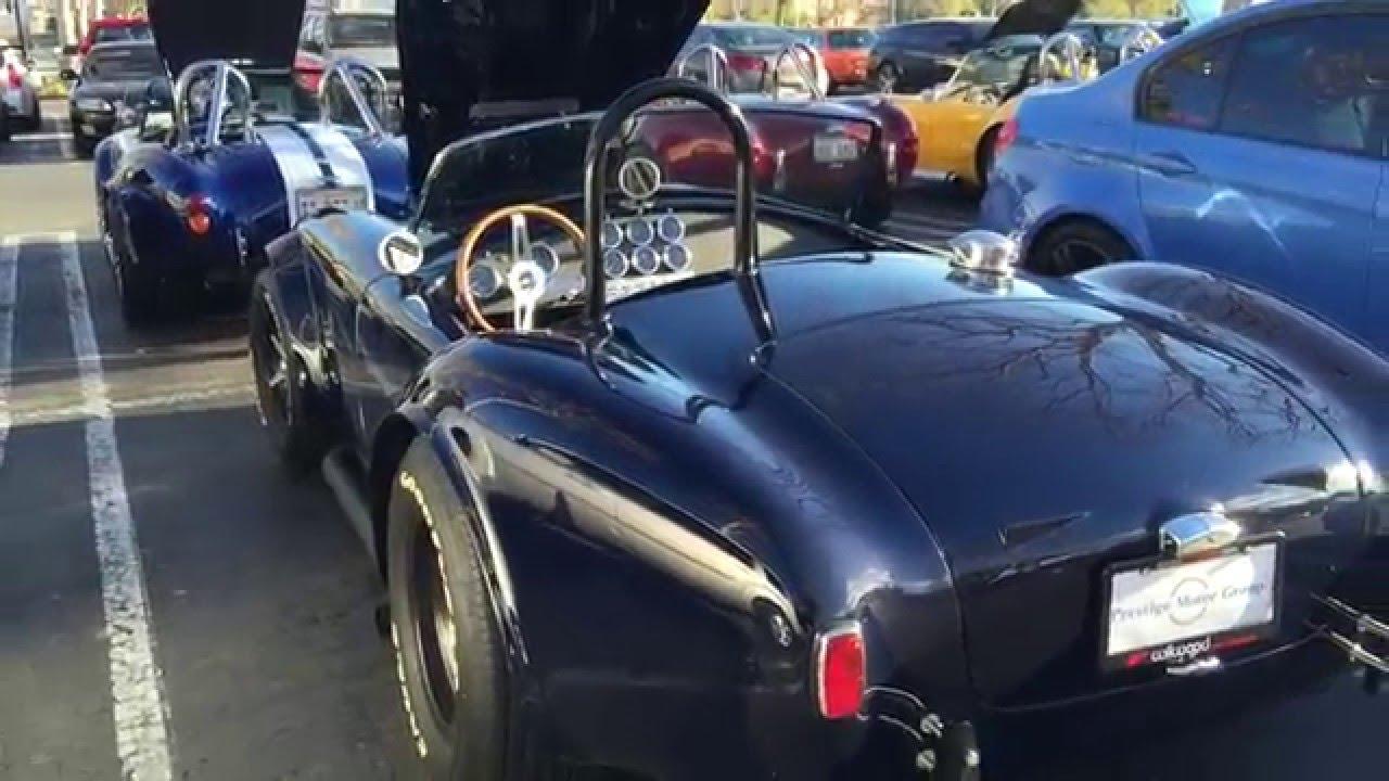 Shelby Cobra 289 FIA