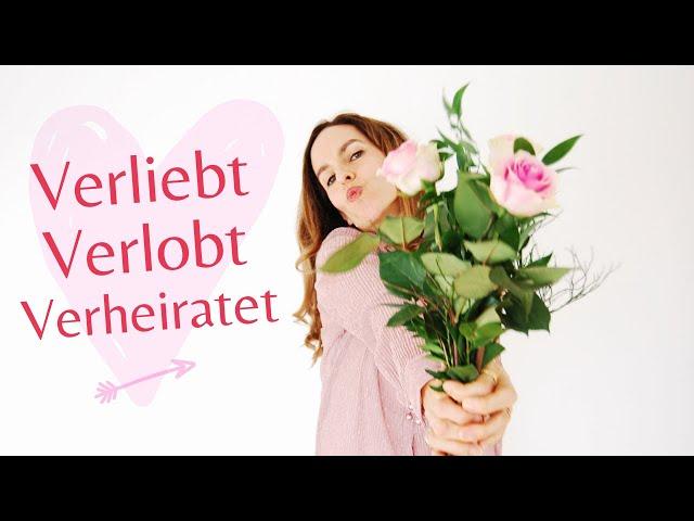 8 cosas sobre AMOR, relación de pareja y BODAS en Alemania que debes conocer ❤️