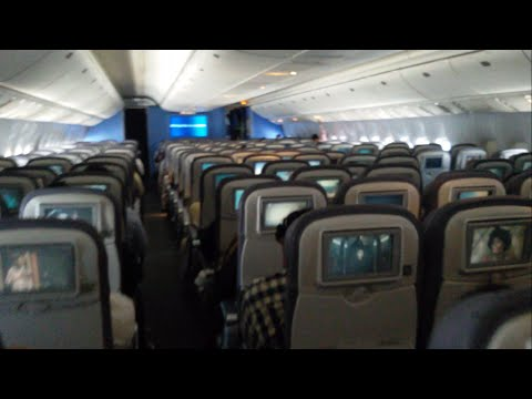 SAUDIA Flight Review: B777-268ER Hyderabad to Riyadh Economy class SV753