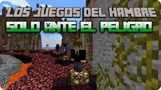 LOS COBARDES SOBREVIVEN!!! Juegos del Hambre Solo ante el Peligro!! - [Luzugames]
