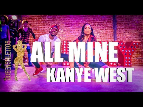 All Mine | Kanye West | Choreography by Aliya Janell & DeShawn Da Prince | Queens N Kings