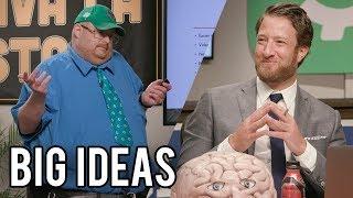 Dave Portnoy Invests $70k in a Big Idea – Big Brain Episode 4