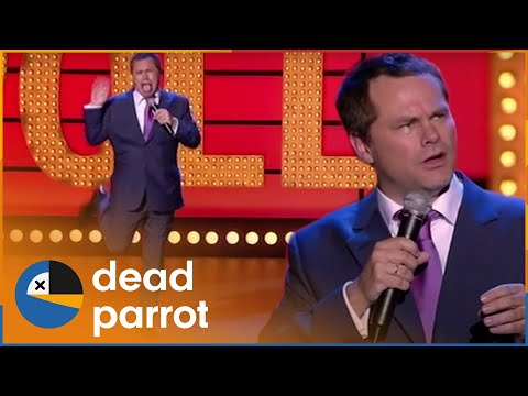 Jack Dee | Live At The Apollo | Season 2 | Dead Parrot