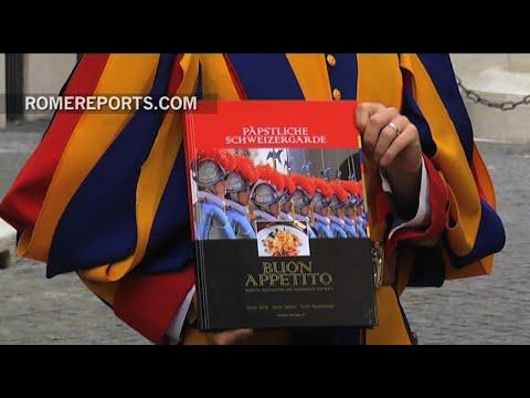 Buon Appetito! Swiss Guard publishes Vatican cookbook