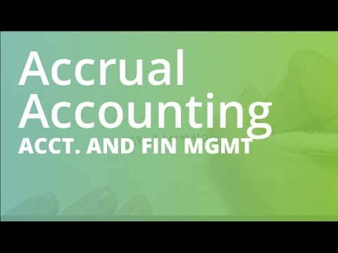 accounting and finance essay on accrual White papers about about the long road to accrual accounting by dawn public bodies to move to accrual accounting is the prospect of producing a clearer and more accurate picture of their financial position arguably, accrual accounting gives management a better understanding of the.