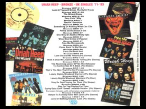 Uriah Heep - Easy Livin' : The Singles A's & B's (2006) [Full Album] [HD]