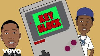 Key Glock - Nintendo (Visualizer)