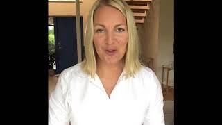 Ulrika Heindorff (M) riksdagskandidat Skåne västra valkrets -företagsbesök