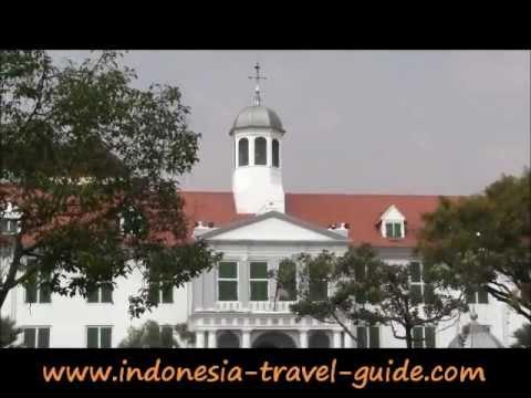 - Jakarta Old Town - Jakarta City - Indonesia