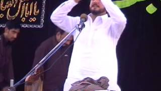 Zakir Syed Iqbal Shah Bajar 07 October 2012 { Reza e najaf