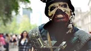 ZombieWalk Chile 2015