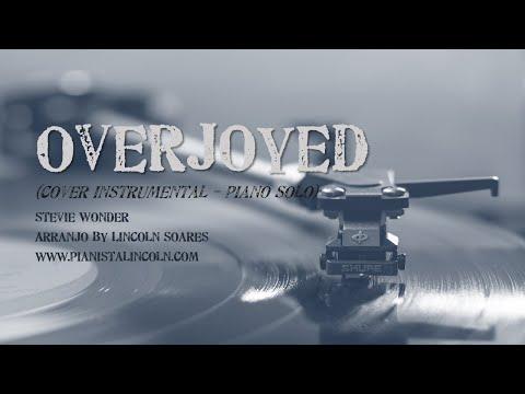 Cover Instrumental de  Overjoyed  - Stevie Wonder