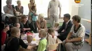 В 2011 году в Наб. Челнах появилось 1920 доп. мест в детсады