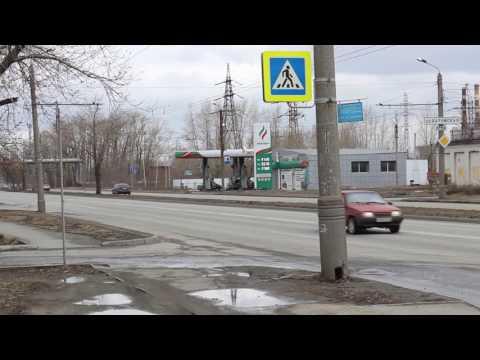 Челябинск. Копейское шоссе.