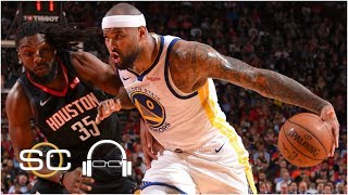 NBA film study: Boogie Cousins bullies the Rockets in the paint    SC with SVP