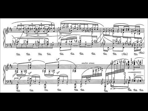 Godowsky: Passacaglia in B Minor (Siirala)