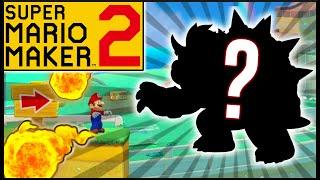 Make GOOD Bosses in Mario Maker 2 ft. ManxNinjaPig