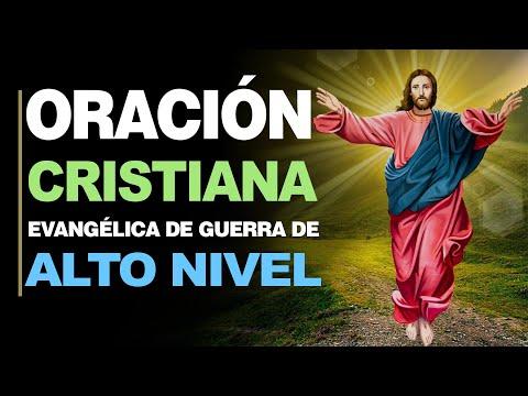🙏 3 Oraciones Cristianas Evangélicas DE GUERRA ESPIRITUAL DE ALTO NIVEL 🙇