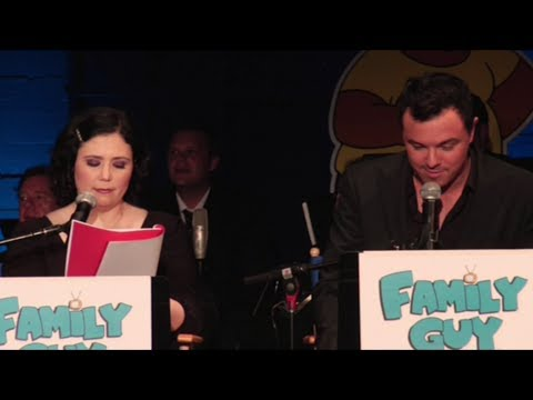 Family Guy Live & Uncensored Table Read (Partial Terms of En