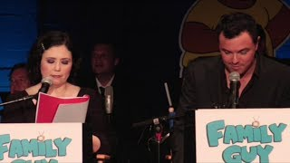 Family Guy Live & Uncensored Table Read (Partial Terms of Endearment)