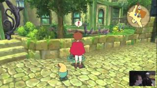 GameSpot Now Playing - Ni No Kuni: Wrath of the White Witch