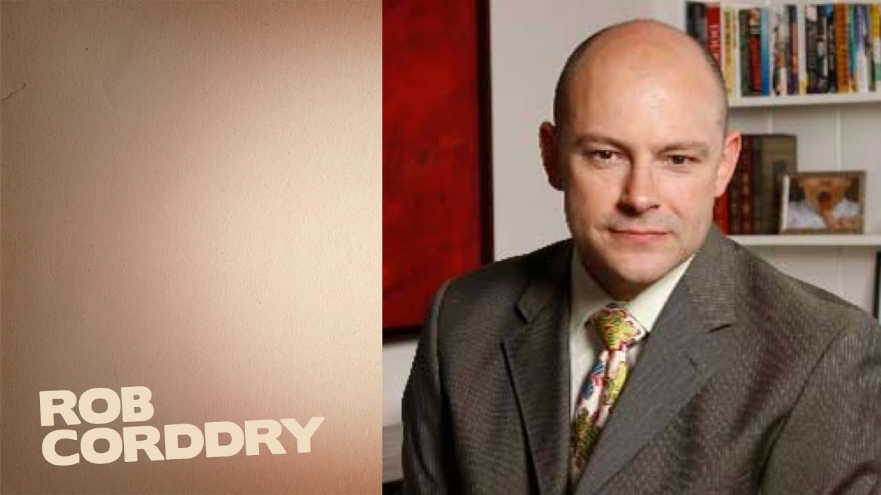 rob corddry daily show