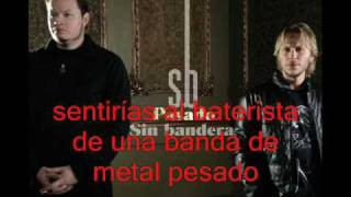 Watch Sin Bandera Serenata Rap video