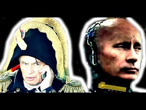 Почему Путин и его воры - ряженые клоуны. Андрей Корчагин на SobiNews