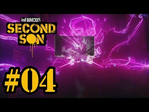 Let's Play: Infamous Second Son (Karma do Bem) - Parte 4