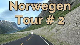 Fjordnorwegen, Insel Runde,  Lofoten - Norwegen Camping & Auto-Reise Tour Vlog#2