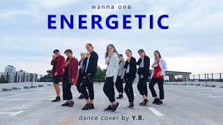 Wanna One - Energetic I DANCE COVER BY YB I K-FRIENDS ENT.