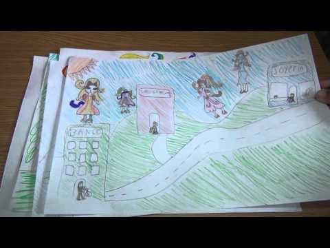 Super Girls Proyecto Video WIki 3ºBasico San Marino College