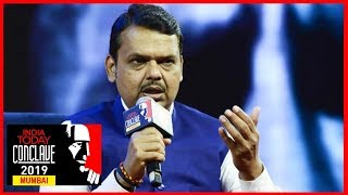Devendra Fadnavis Exclusive | Assesses His Term & On Why He Is Fit For Position | #ConclaveMumbai19