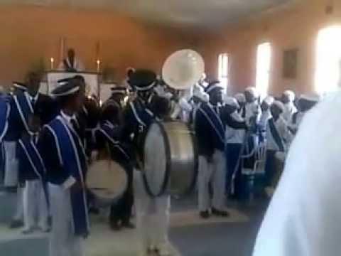 St John A. F. M Brass Band-ndikhokhele(Botswana)