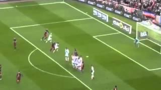 Барселона Депортиво 1-0 гол Месси