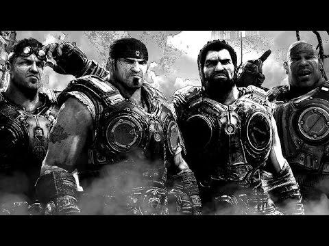 Gears of War: The Complete Saga v2 (Judgement, RAAM's Shadow, GOW 1-4) 1080p HD