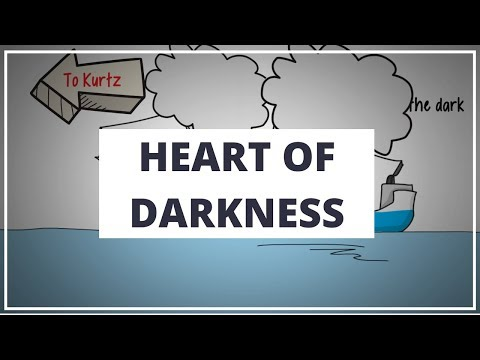 HEART OF DARKNESS BY JOSEPH CONRAD // ANIMATED BOOK SUMMARY