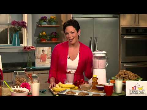 Ellie Krieger Shares Healthy Breakfast Recipes