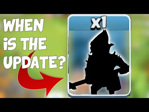 WHEN IS THE UPDATE!?!