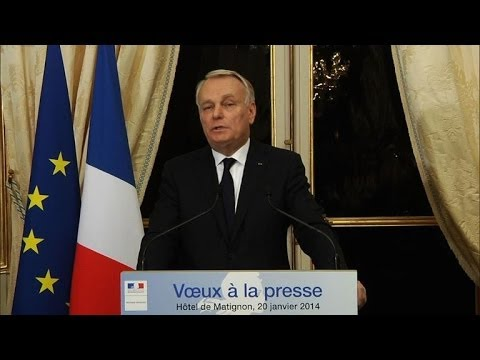 "Jean Marc Ayrault s'assume social-démocrate ""depuis longtemps"""